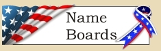 Graphic placeholder for Nameboards header